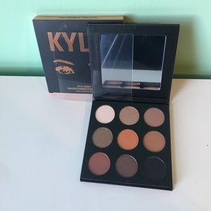 Kylie Cosmetics. The Bronze Palette | Kyshadow